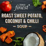 tesco soup